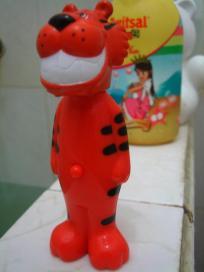 Harimau jadi-jadian ...